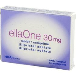 ellaOne 30 mg Tablette Ulipristalacetat