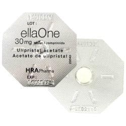 ellaOne 30 mg Tablette Blisterpackung