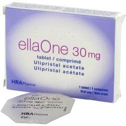 ellaOne 30 mg Tablette Ulipristalacetat Blisterpackung