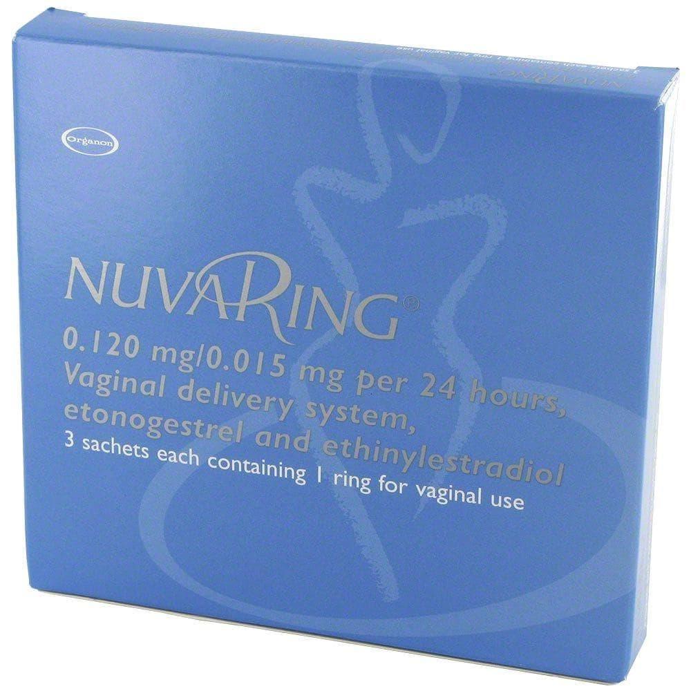 NuvaRing Vaginalring kaufen - mit Rezept von Arzt