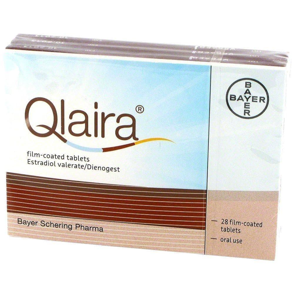 Pille Qlaira online kaufen - mit Rezept von Arzt