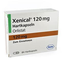 Xenical 120mg Orlistat Medikament