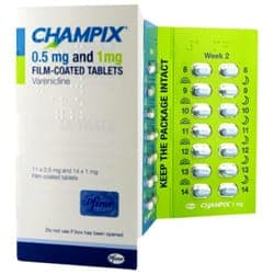Buy Champix Blister